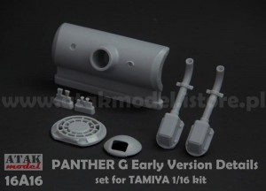 16A16 PANTHER G Early Version Detail