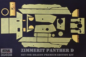 35038 ZIMMERIT PANTHER D