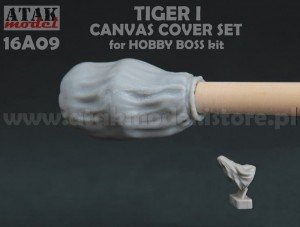 16A09 TIGER I CANVAS SET