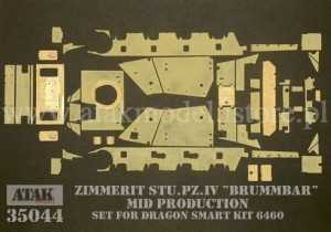 35044 ZIMMERIT BRUMMBAR Mid Production