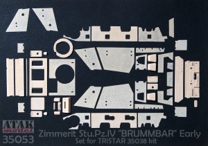 35053 ZIMMERIT BRUMMBAR Early Production