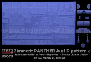 35073 ZIMMERIT PANTHER D pattern 2