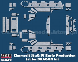 35049 ZIMMERIT SURMGESCHUTZ IV Early Production
