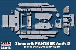 35015 ZIMMERIT PANTHER D