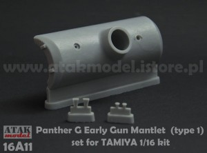 16A11 PANTHER G Early Gun Mantlet (type 1) (1)